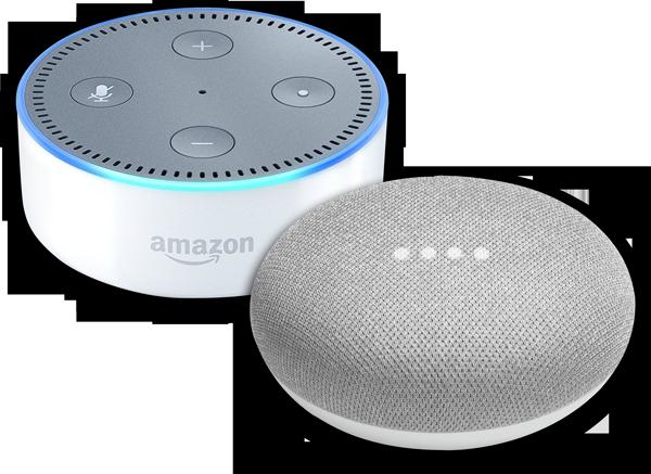 Alexa-Google-Home