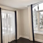 Sheer Curtains with Grommet Drapery