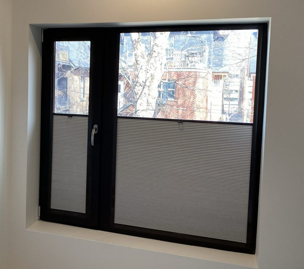Maxxmar betterfit cellular shades