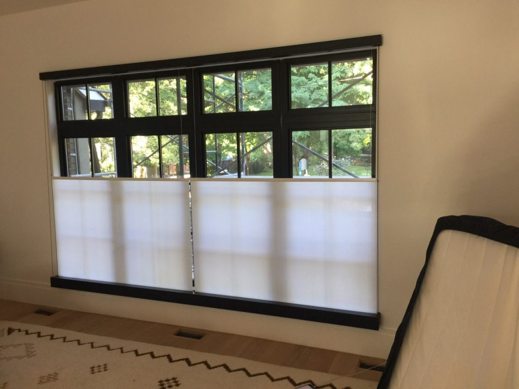 Top-Down Bottom-Up Roller Shades